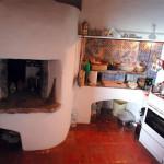 Cucina casa del melograno
