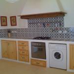 Cucina casa Miki