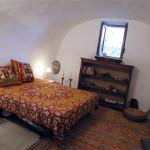 Camera da letto piano terra casa del melograno
