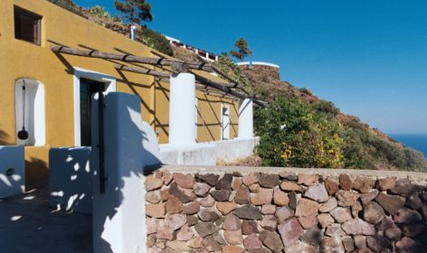 Casa panoramica Filicudi